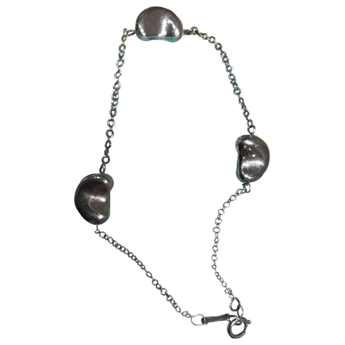 Tiffany & Co Tiffany T Armband in  Silber Silber