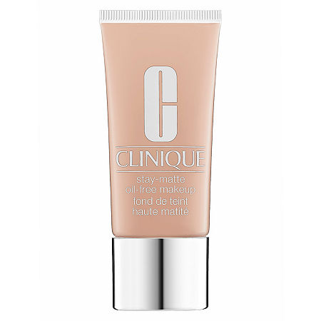 CLINIQUE Stay-Matte Oil-Free Makeup Foundation, One Size , No Color Family