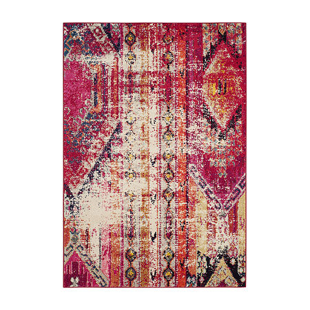Safavieh Monaco Collection Cedric Abstract Area Rug, One Size , Multiple Colors