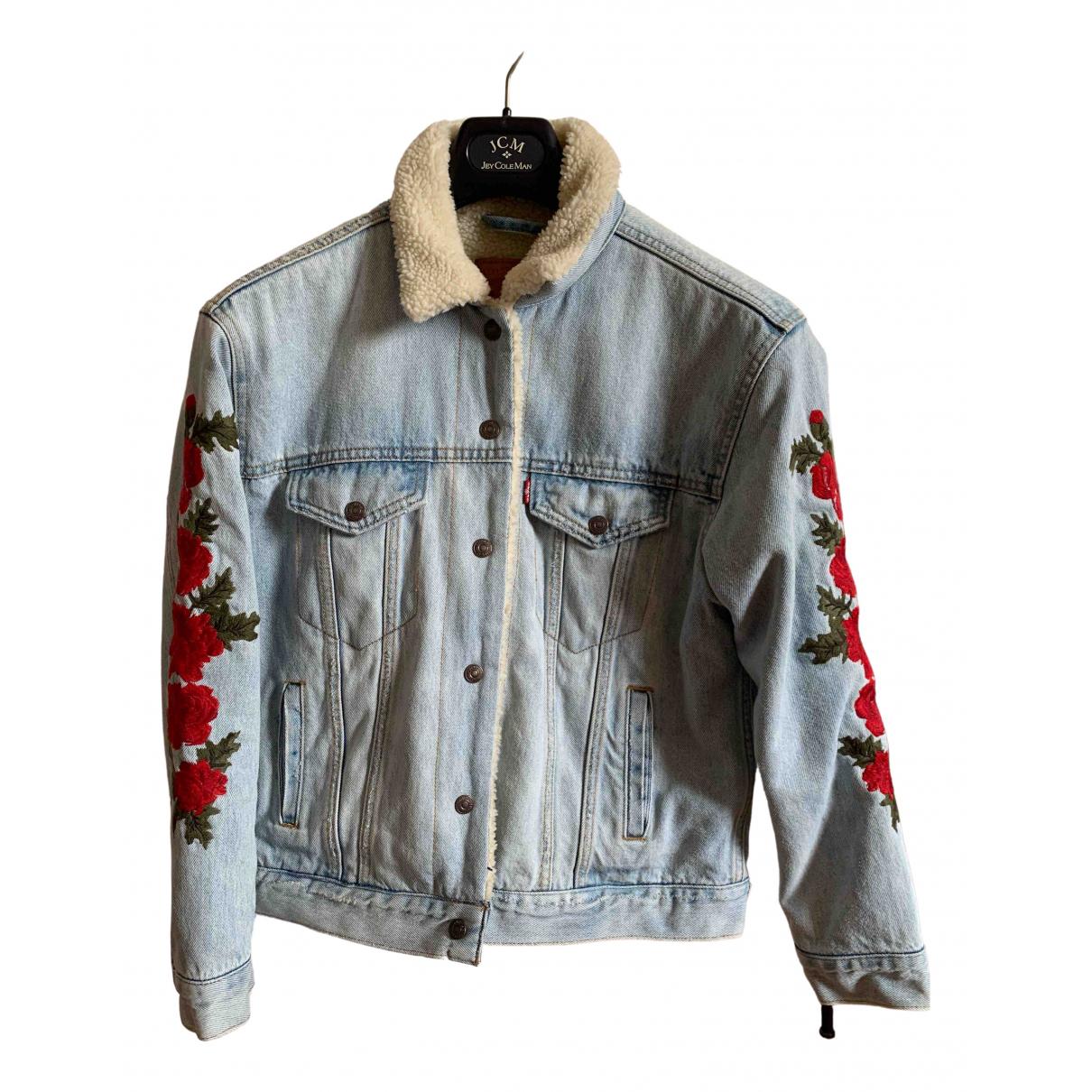 Levi's N Multicolour Denim - Jeans jacket for Women M International