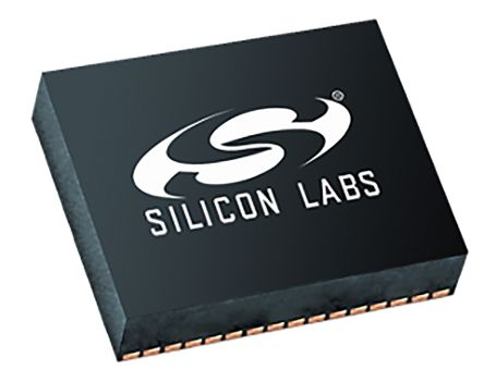 Silicon Labs Si83408ADA-IF, Octal-Channel Intelligent Power Switch, Isolated Smart Switch, 12 (Quiescent)mA, 2.25 (46)