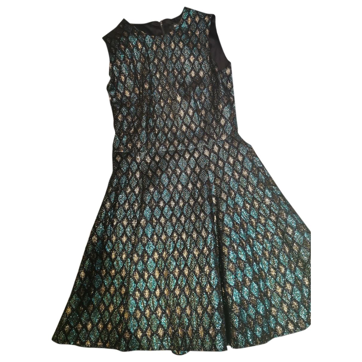 Dolce & Gabbana \N Gold dress for Women 40 IT