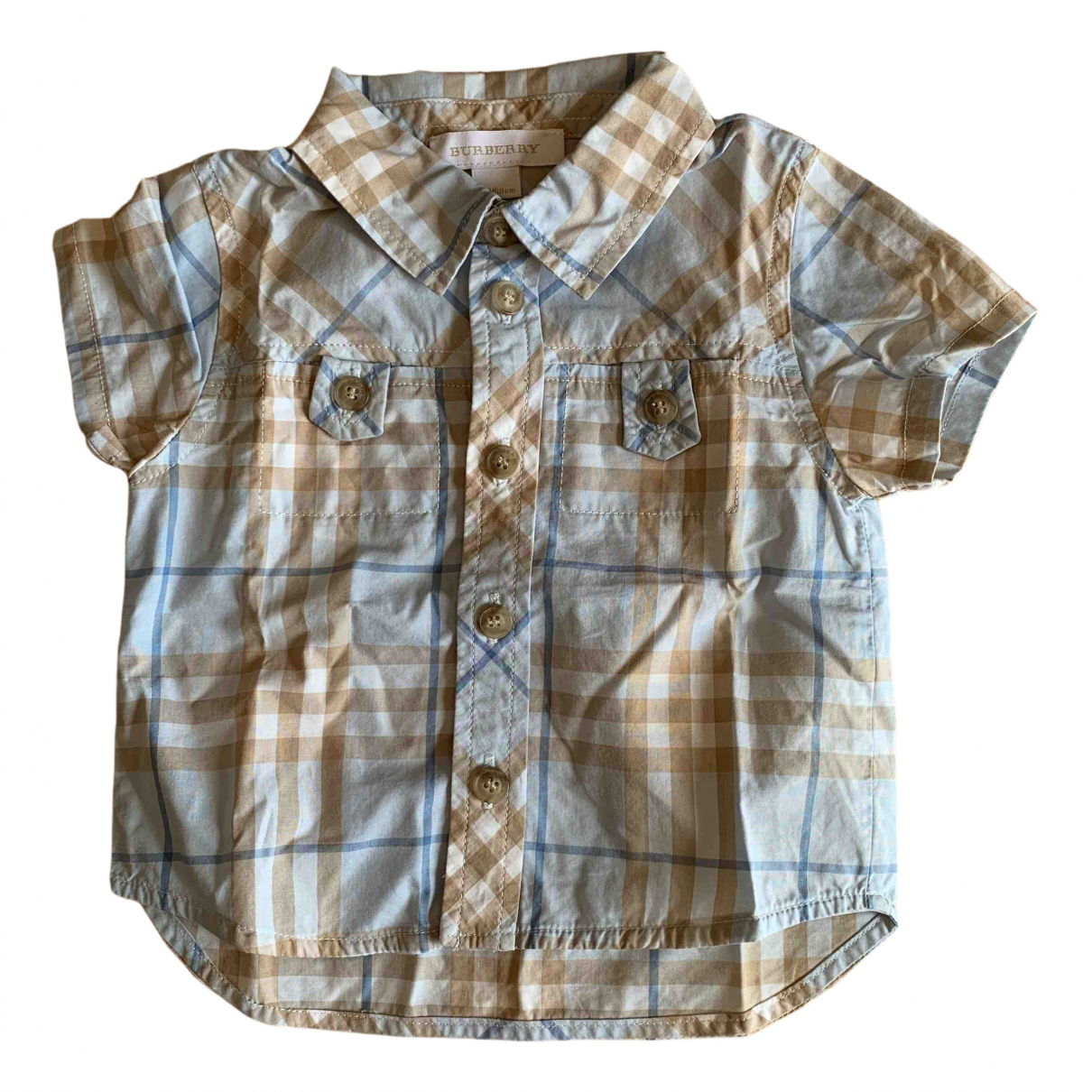 Burberry N Multicolour Cotton  top for Kids 6 months - up to 67cm FR