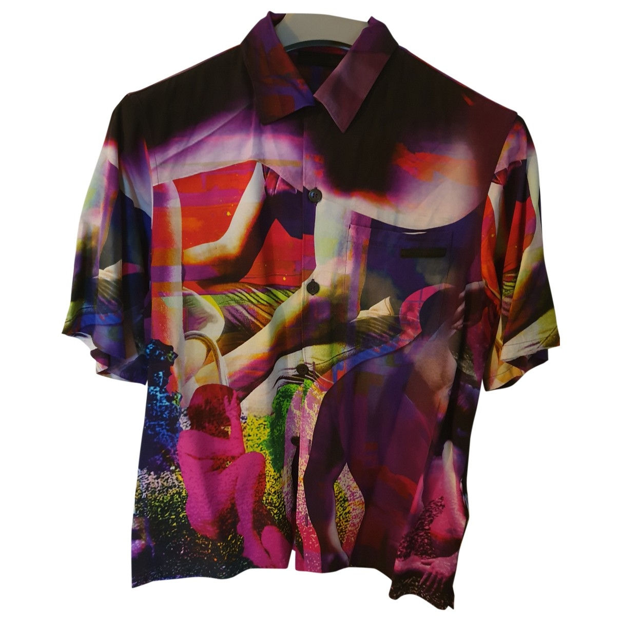 Prada - Chemises   pour homme - multicolore