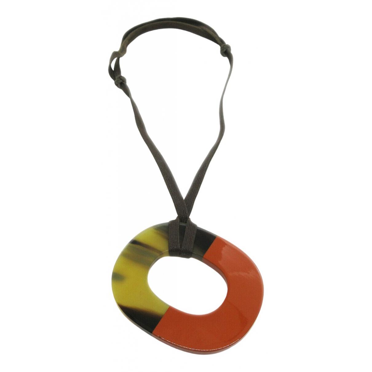 Hermes - Collier   pour femme en corne