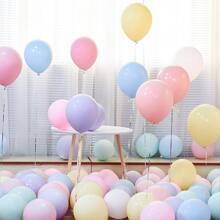 Verschiedenfarbige Ballons 20pcs