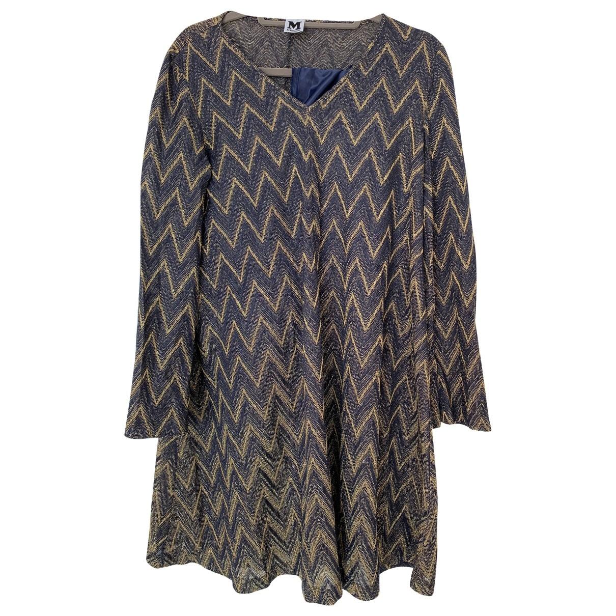 M Missoni \N Gold dress for Women M International
