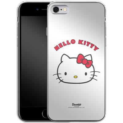 Apple iPhone 6s Silikon Handyhuelle - Just Hello Kitty von Hello Kitty