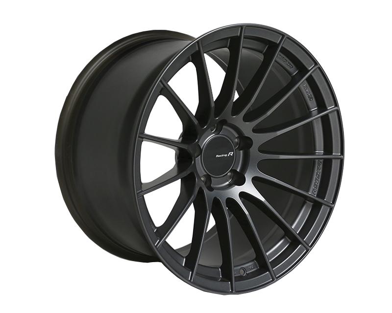 Enkei RS05-RR Wheel Racing Series Gunmetal 18x9.5 5x100 43mm