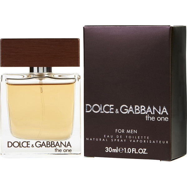 The One Pour Homme - Dolce & Gabbana Eau de toilette en espray 30 ML