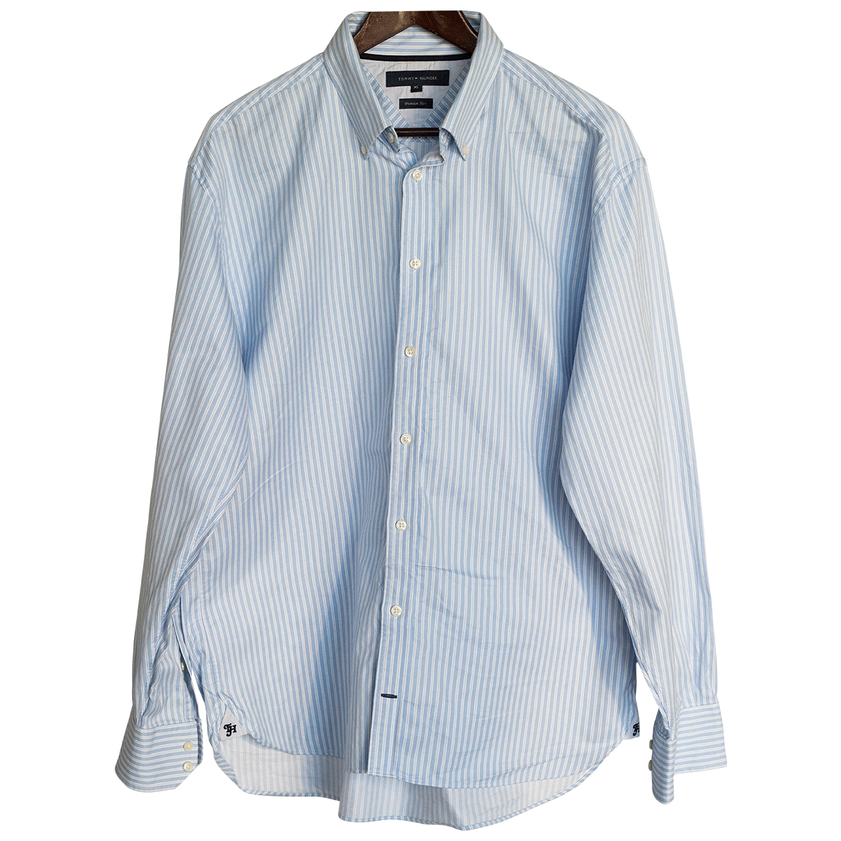 Tommy Hilfiger \N Cotton Shirts for Men XL International