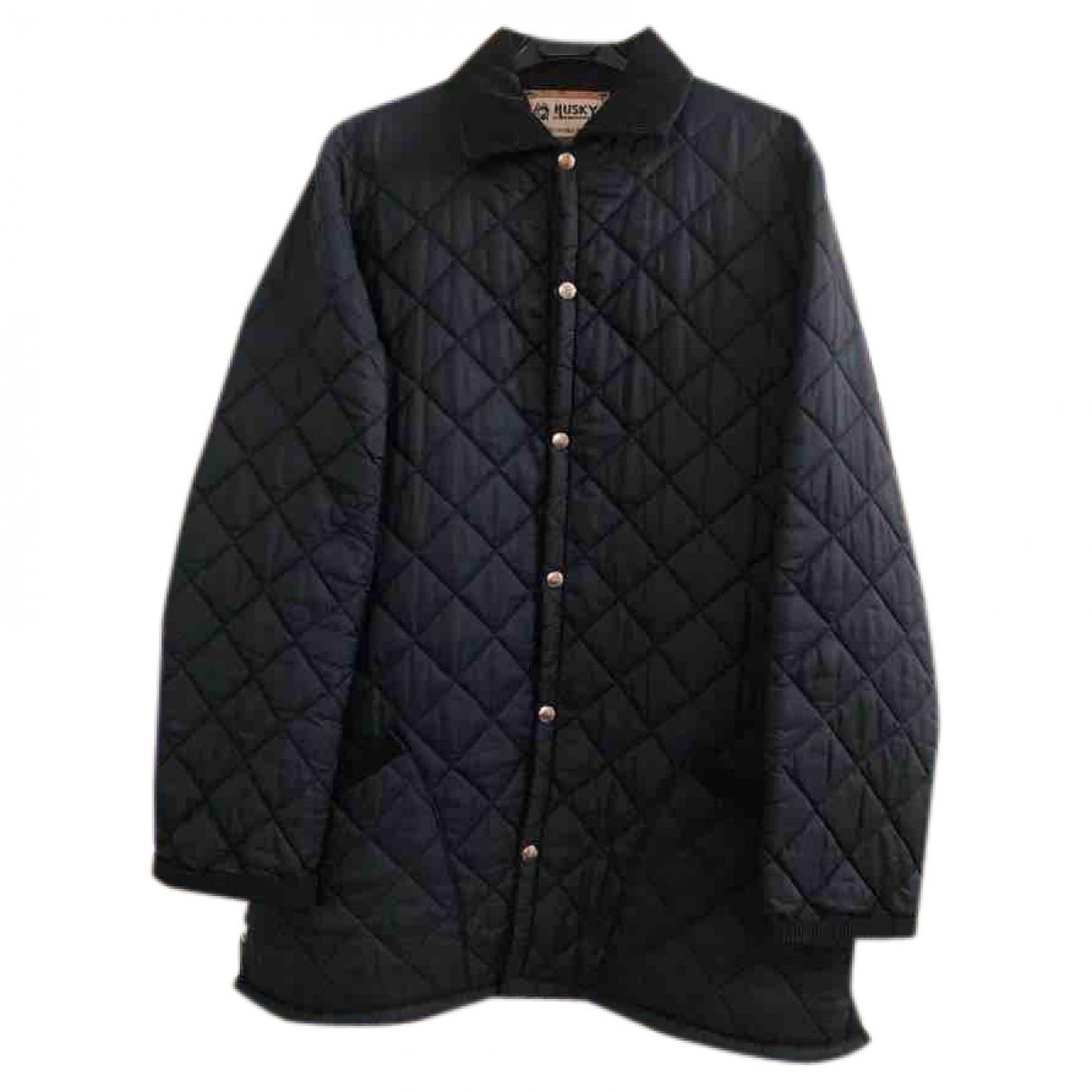 Husky \N Blue jacket  for Men 42 UK - US