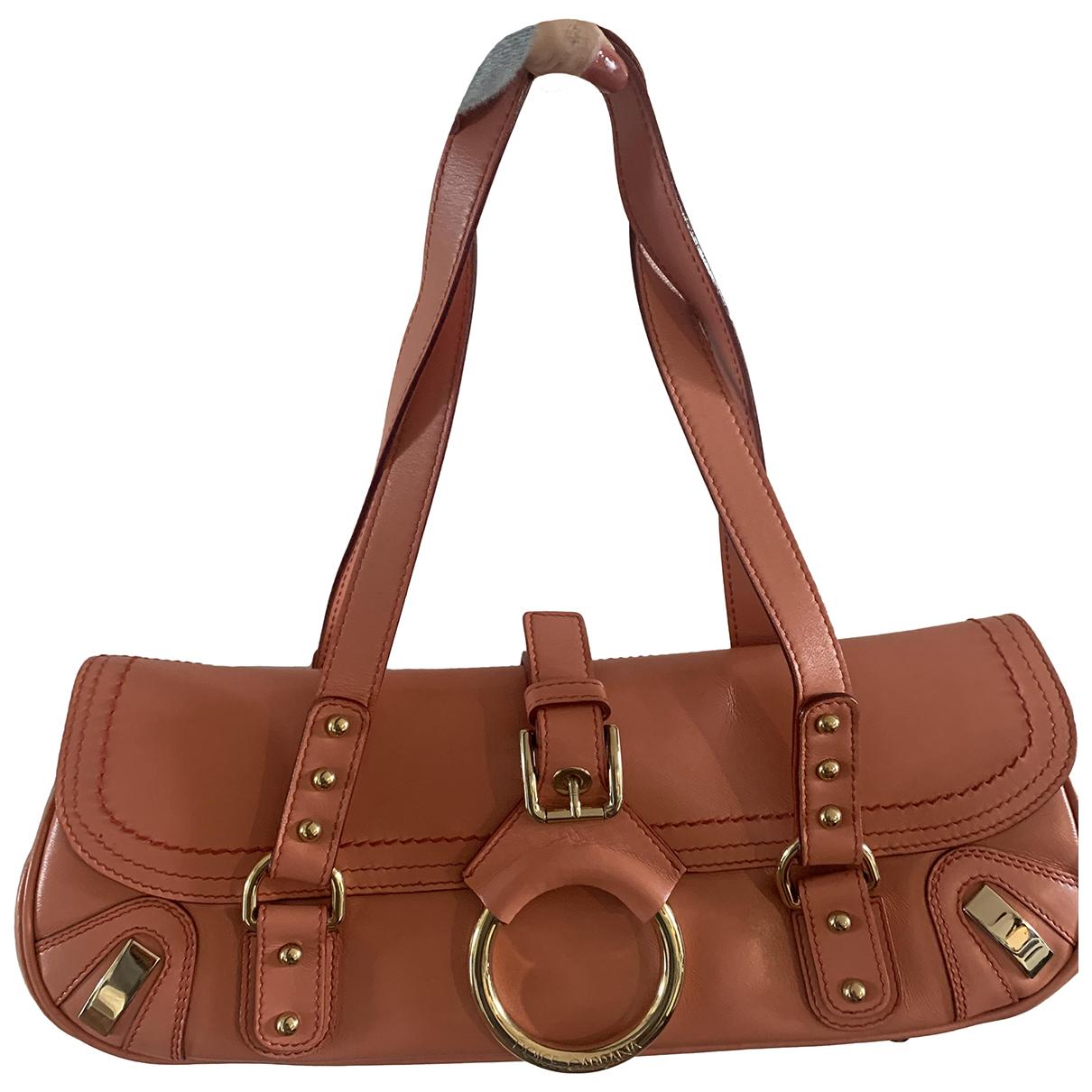 Dolce & Gabbana N Pink Leather handbag for Women N