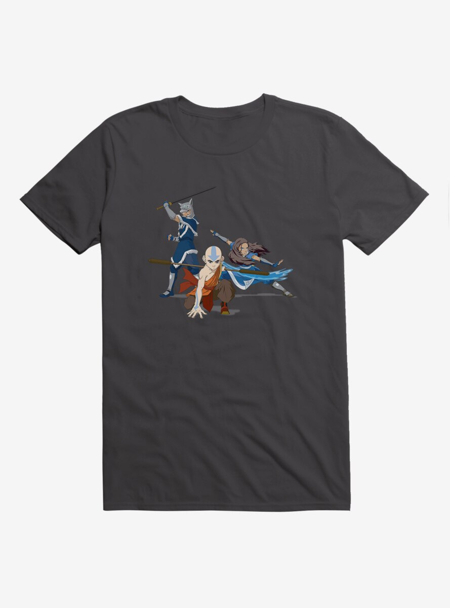 Avatar: The Last Airbender Battle Poses T-Shirt