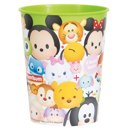 Tsum Tsum 1 16 oz. Plastic Cup For Birthday Party