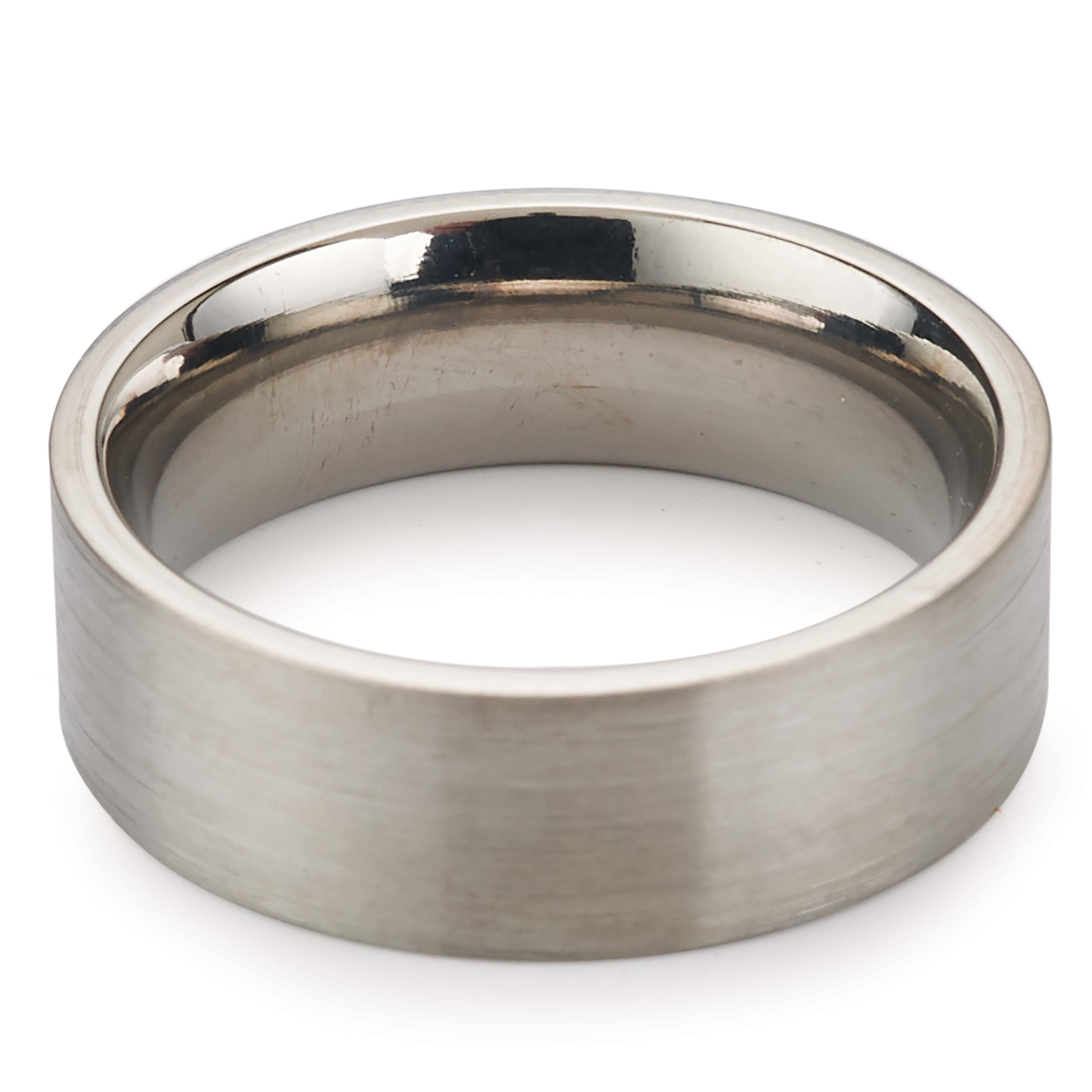 Comfort Ring Core - 64AL-4V Titanium - 6mm, Size 11