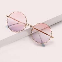 Gafas de sol de niños con flor