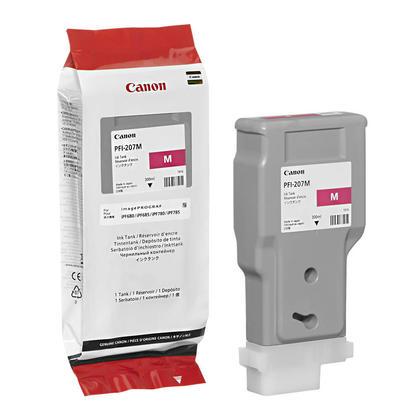 Canon PFI-207M 8791B001AA cartouche d'encre originale magenta