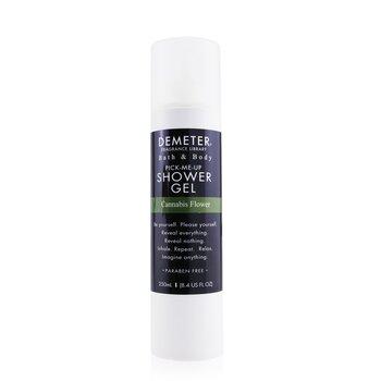 Cannabis Flower Shower Gel
