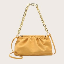 Minimalist Ruched Bag