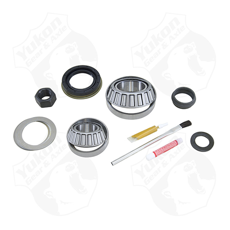 Yukon Pinion Install Kit Dana 30 w/Crush Sleeve Yukon Gear & Axle PK D30-CS