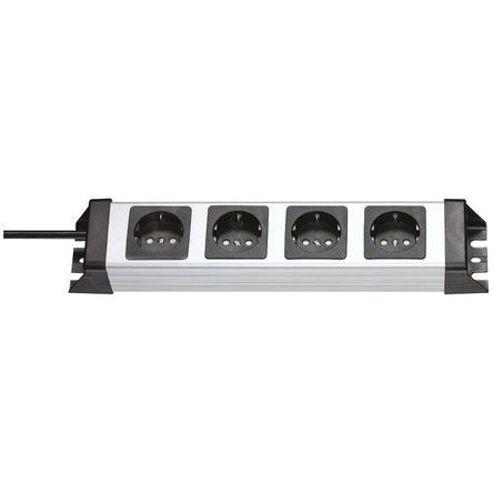 Kopp 1.4m 4 Socket Type F - German Schuko Extension Lead, 250 V ac