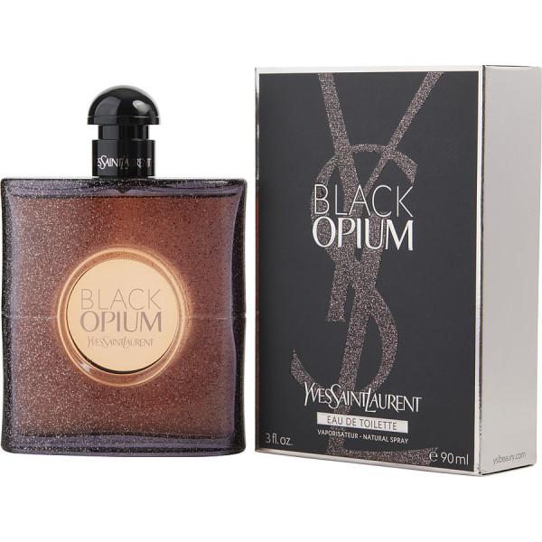 Black Opium - Yves Saint Laurent Eau de toilette en espray 90 ML