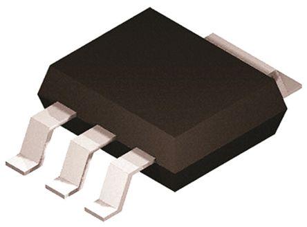 DiodesZetex AZ1117CH-3.3TRG1, LDO Regulator, 800mA, 3.3 V, ±1% 3+Tab-Pin, SOT-223 (50)