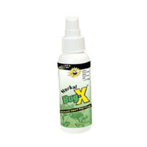 Herbal Bug-X 4 Oz by North American Herb & Spice