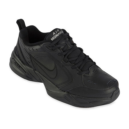 Nike Air Monarch IV Mens Training Shoes, 13 Medium, Black