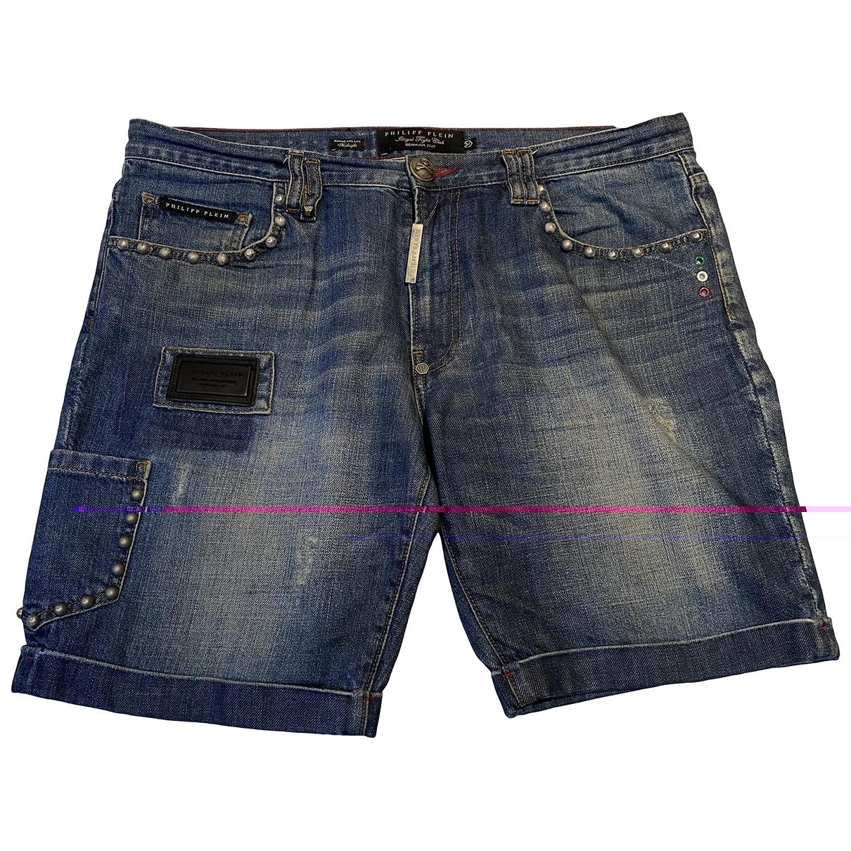 Pantalon corto Philipp Plein