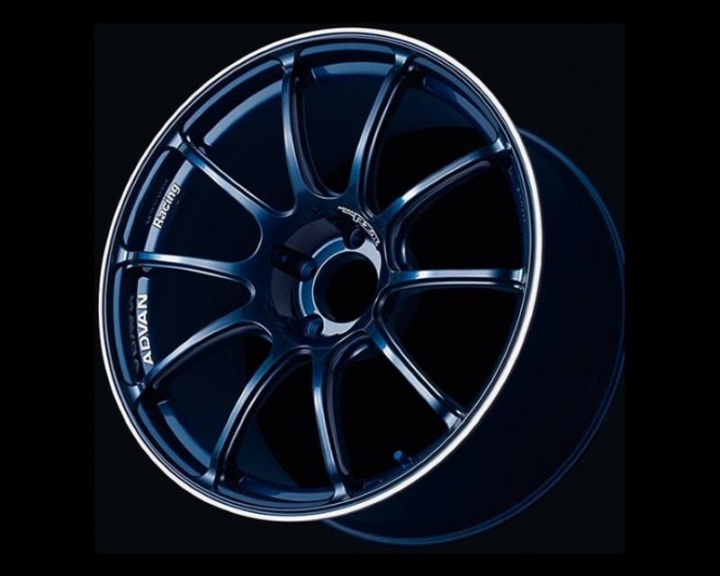 Advan RZII Wheel 16x6.5 4x98 35mm Racing Indigo Blue