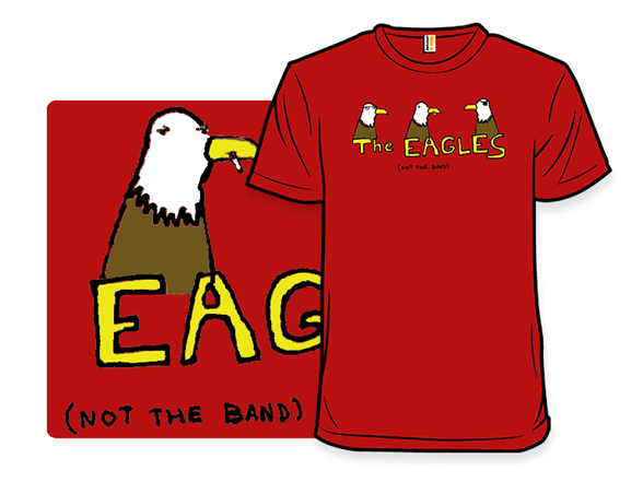 The Eagles T Shirt