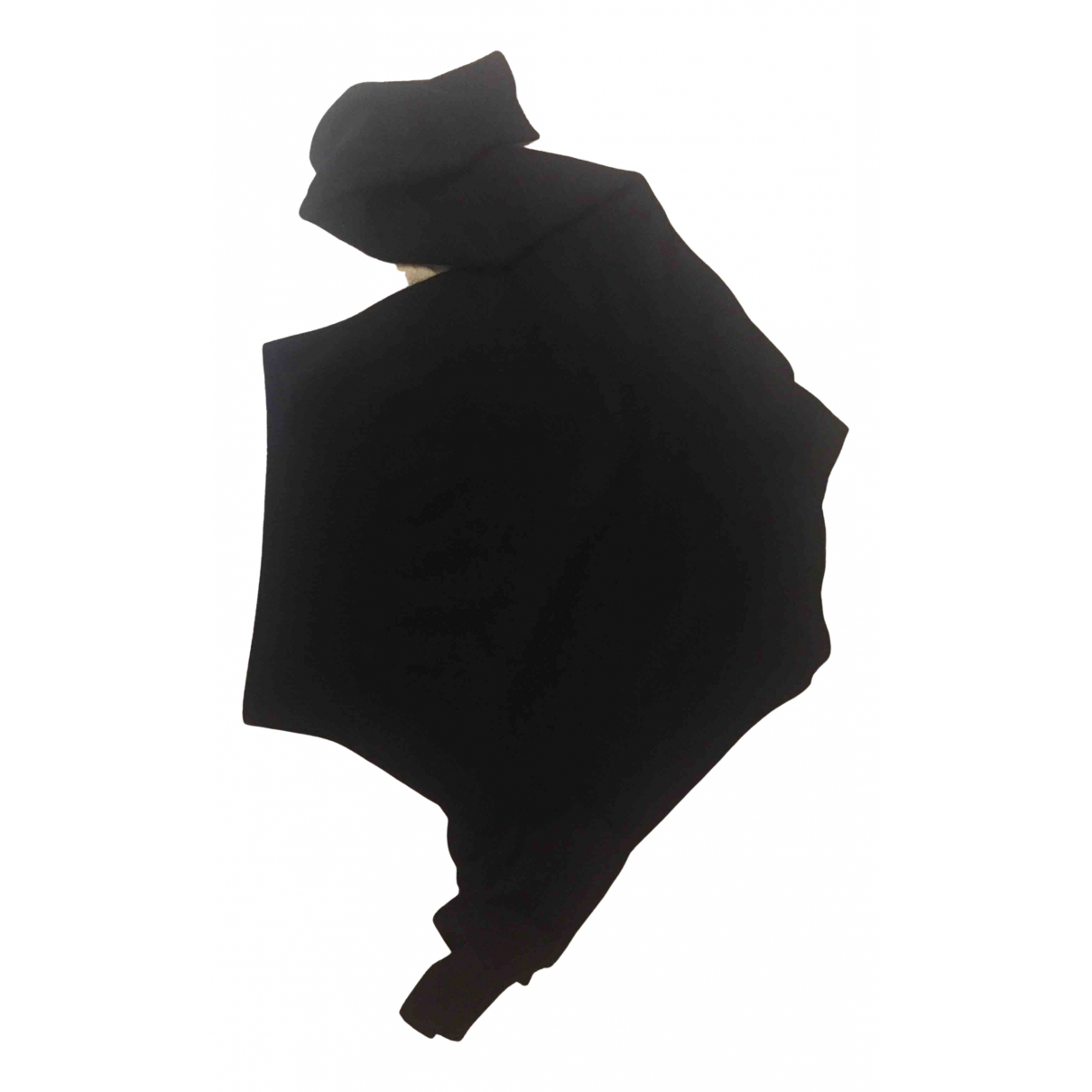 No Collection - Pull   pour femme en cachemire - noir