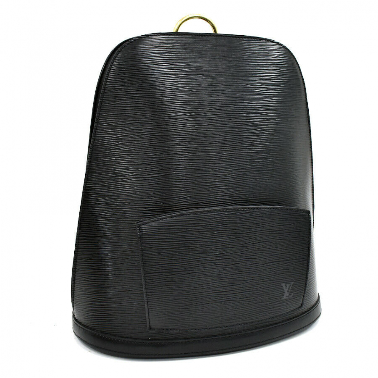 Louis Vuitton N Black Leather backpack for Women N