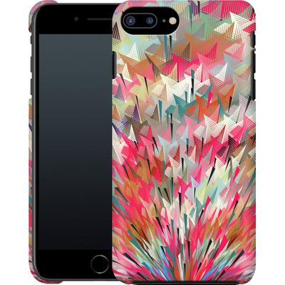 Apple iPhone 7 Plus Smartphone Huelle - Black Pigment Explosion von Danny Ivan