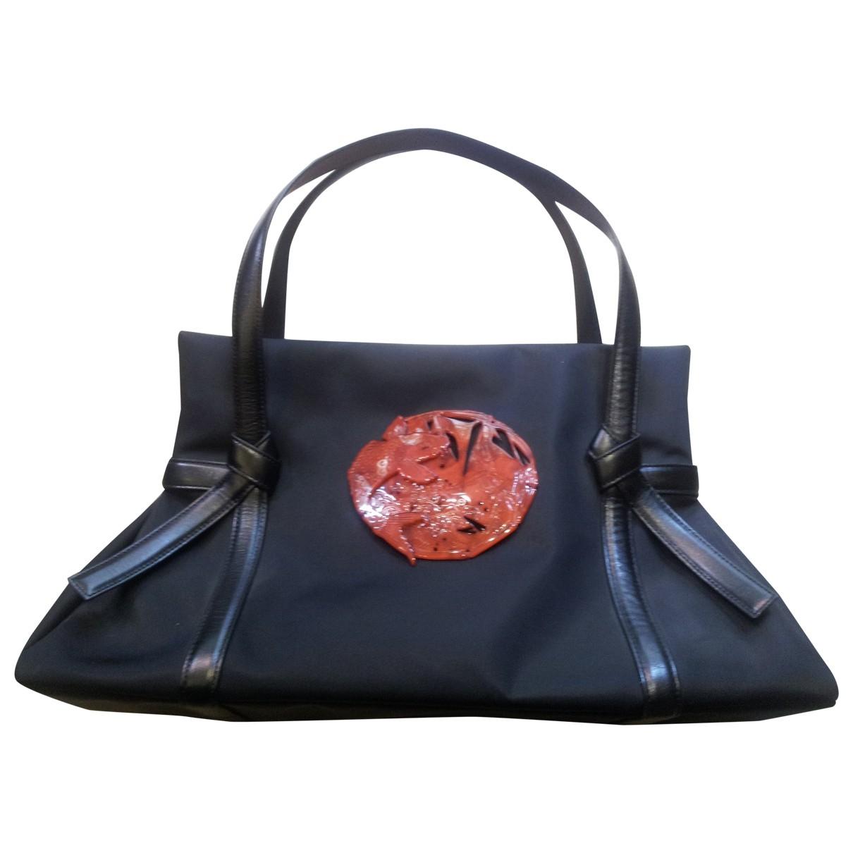 Kenzo \N Handtasche in  Schwarz Synthetik