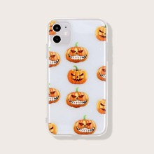 Funda de iphone con estampado de halloween