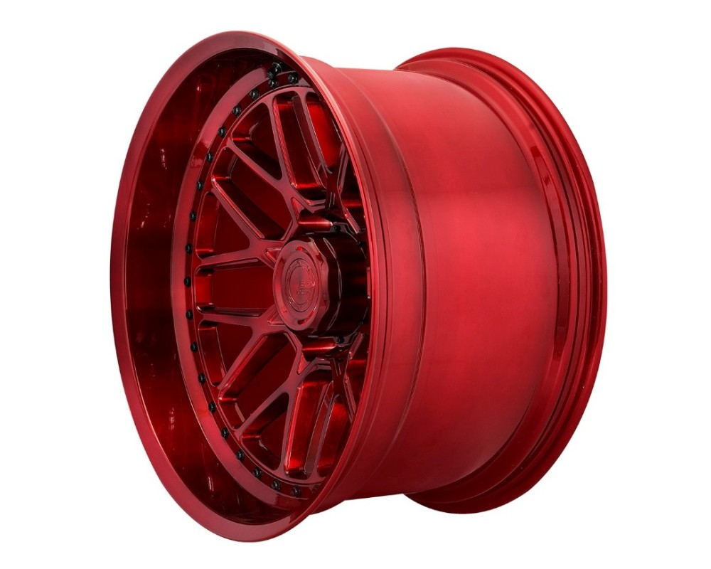BC Forged LE-T832 Truck Wheel 22x8.5