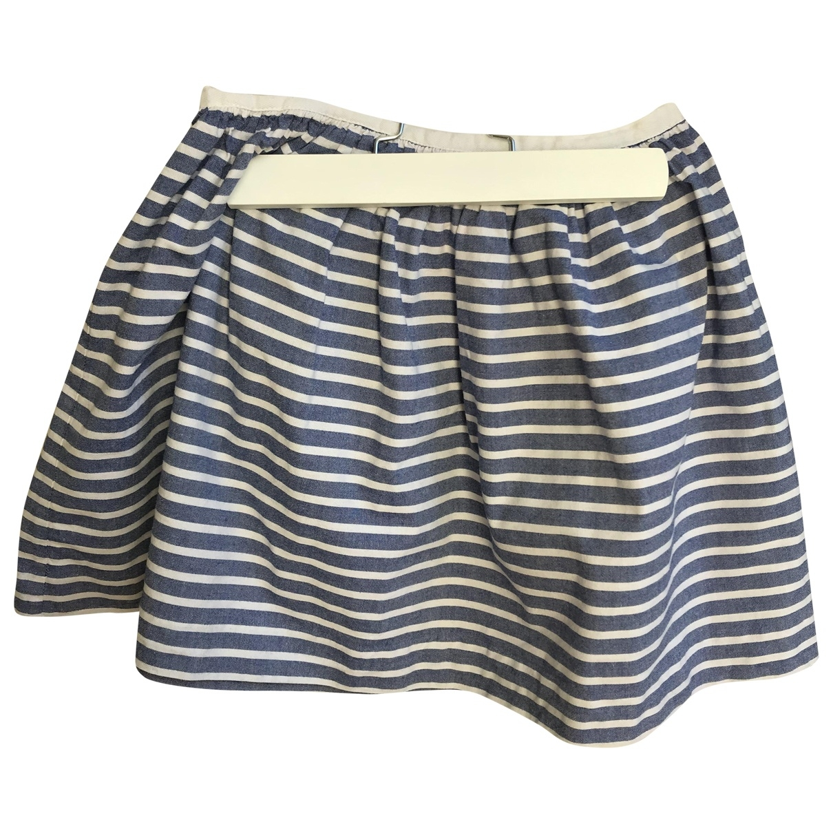 Jacadi \N Blue Cotton skirt for Kids 10 years - up to 142cm FR