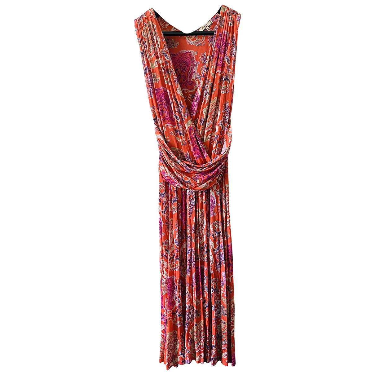 Etro \N Kleid in  Bunt Viskose