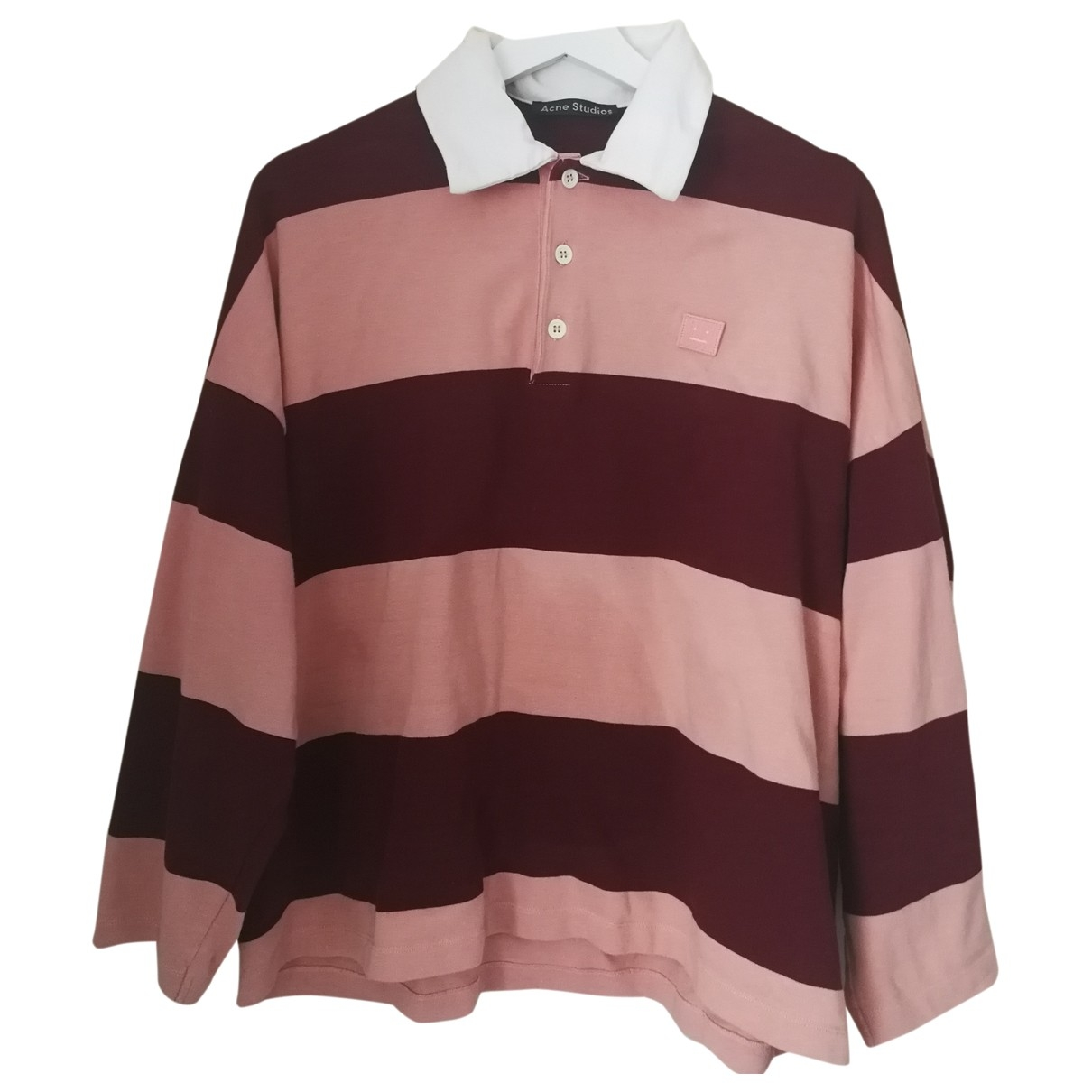 Acne Studios \N Multicolour Cotton Polo shirts for Men XS International