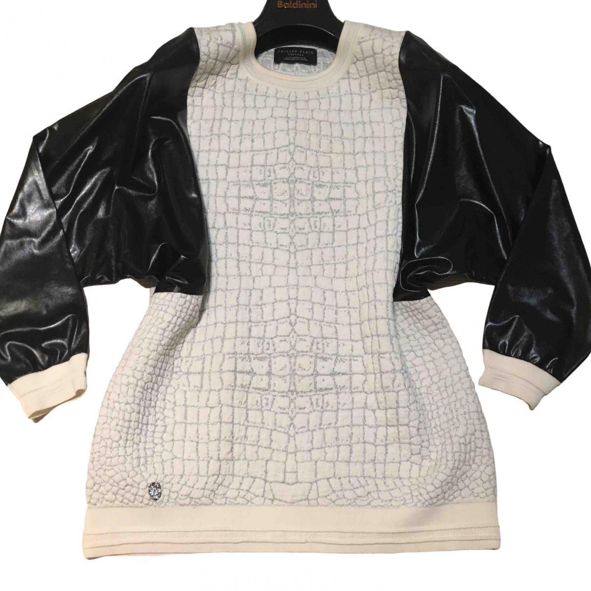Philipp Plein - Pull   pour femme en laine - multicolore