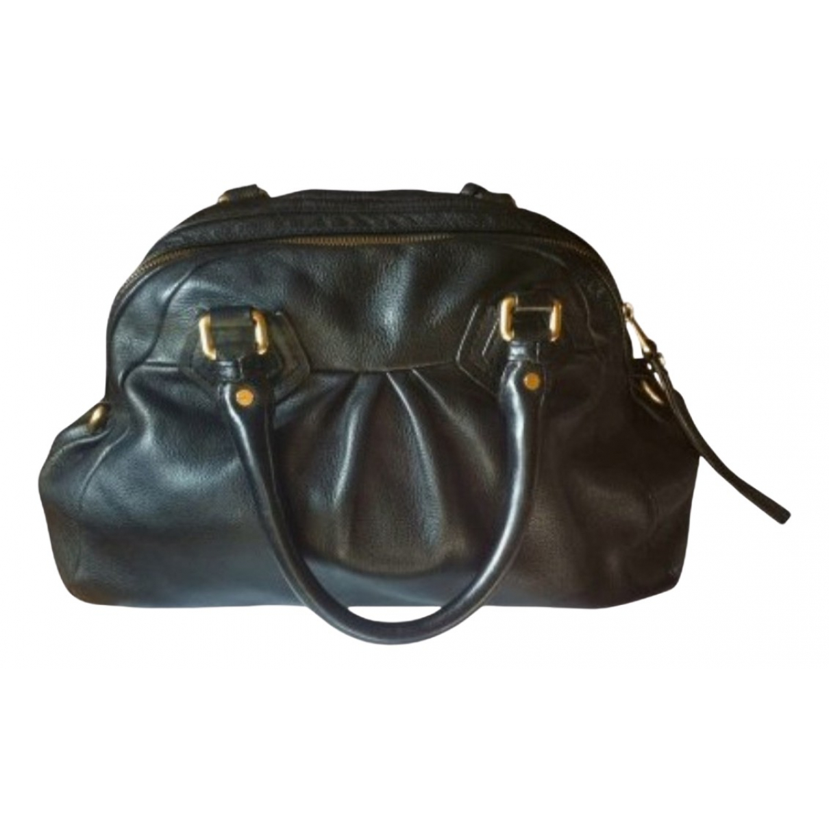 Marc By Marc Jacobs N Black Leather handbag for Women N