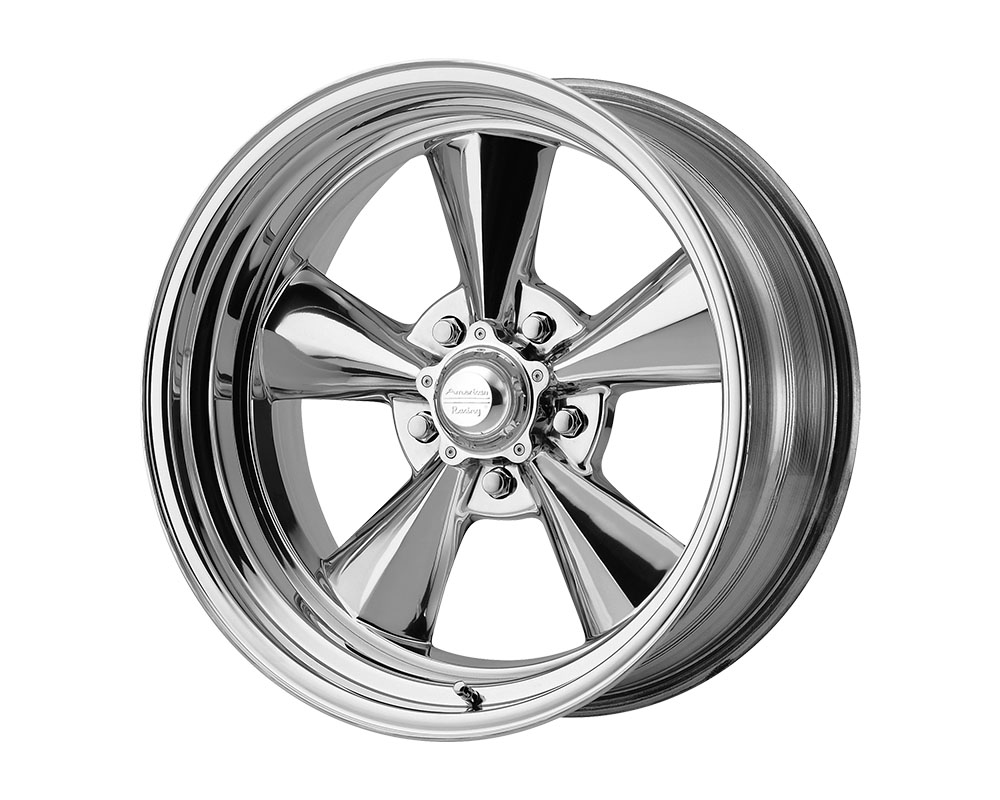 American Racing VN409 TTO 2 Piece Wheel 18x11 Blank +0mm Polished
