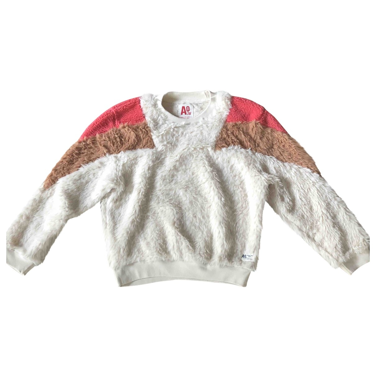 American Outfitters - Pull   pour enfant - beige