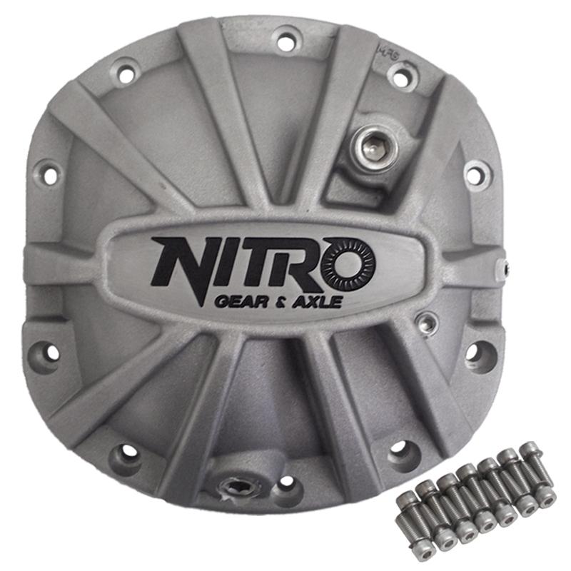 Dana 30 Differential Covers X-treme Nitro Gear and Axle