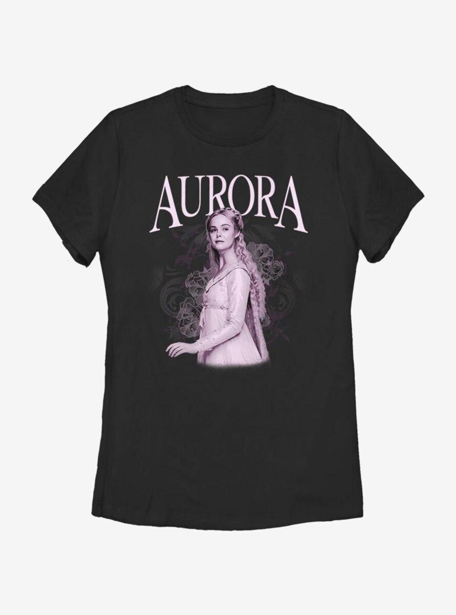 Disney Maleficent: Mistress Of Evil Aurora Womens T-Shirt
