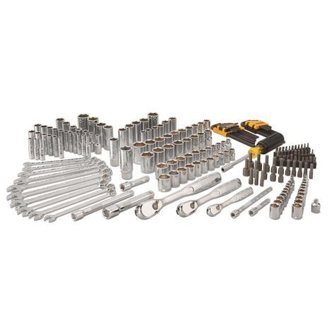 DeWalt 205 Piece Mechanics Tool Set