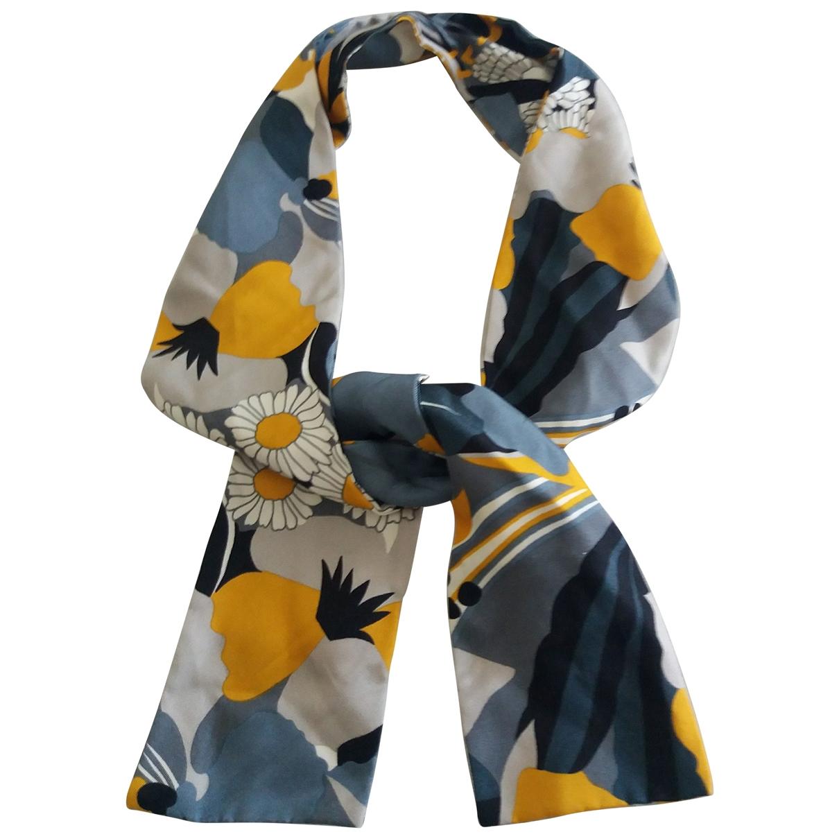 Mantero Viii - Foulard   pour femme en soie - multicolore